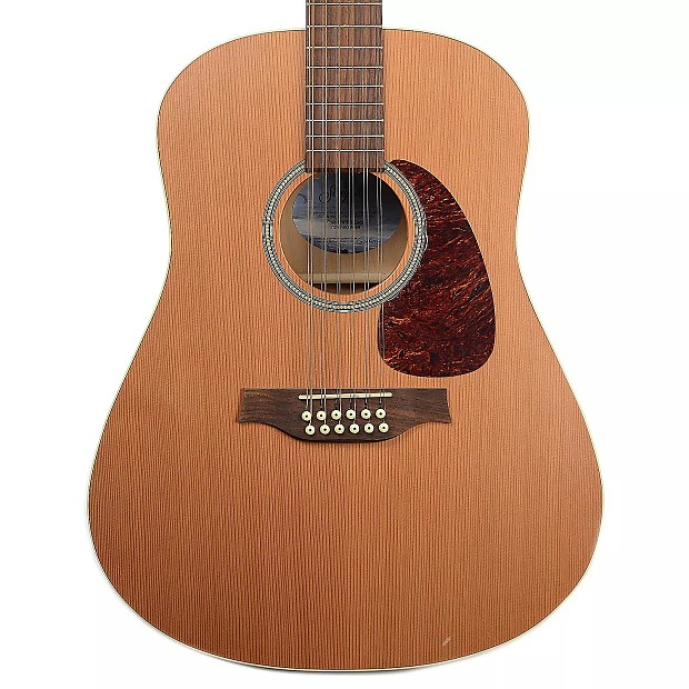 seagull coastline s12 cedar 12 string acoustic guitar reverb. Black Bedroom Furniture Sets. Home Design Ideas