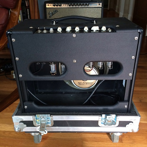 top hat guitar amps