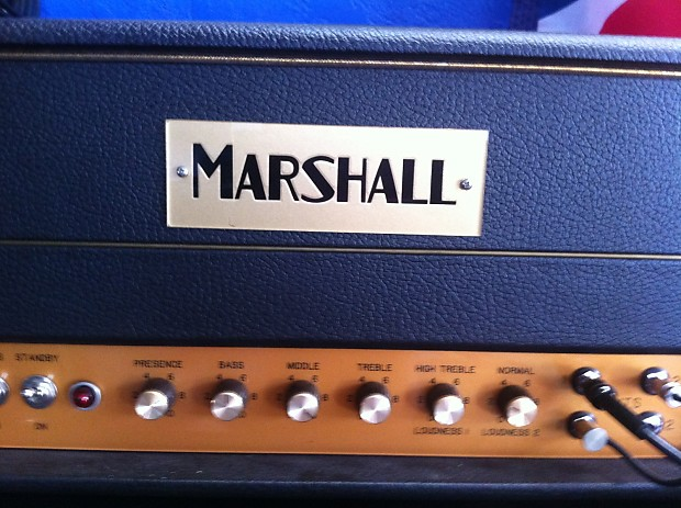 Marshall 1960 S Reproduction Block Amplifier Or Cabinet