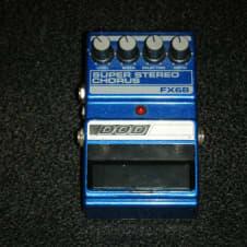 DOD FX68 Super Stereo Chorus FX68 Blue image