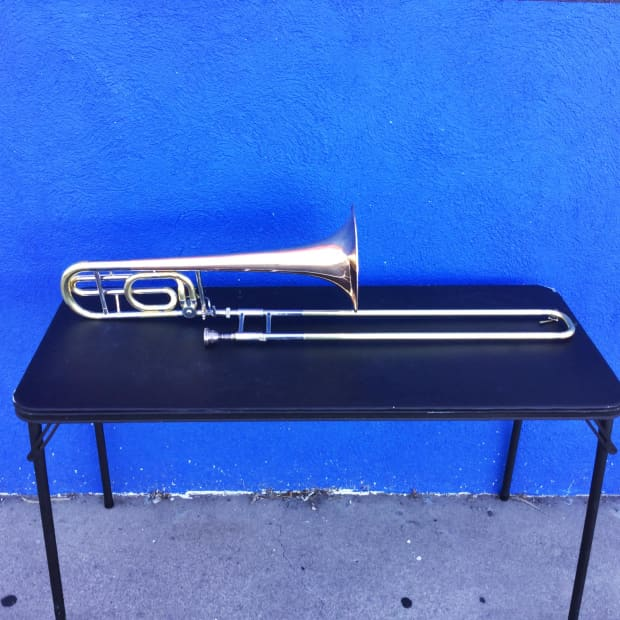 How Much Is A Yamaha Trombone Worth