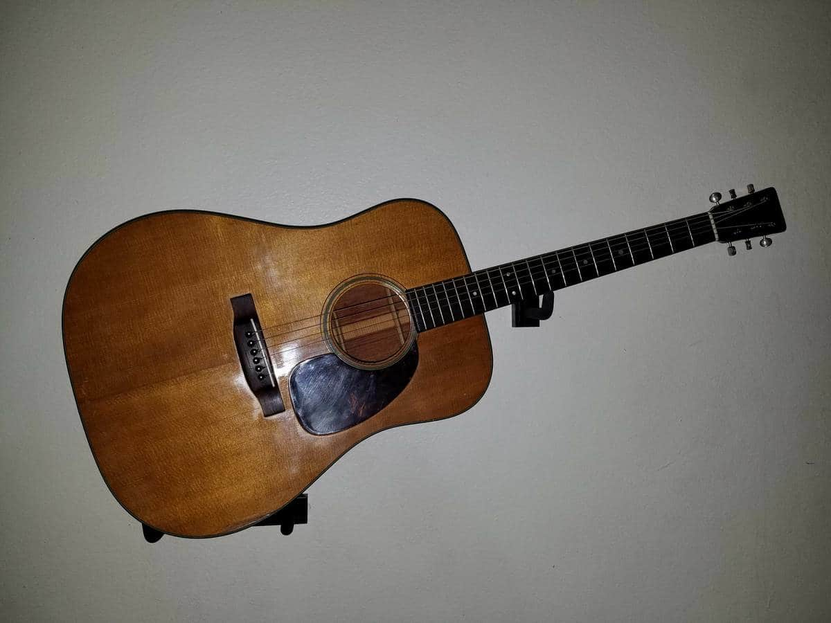 vintage 1954 martin d 18 acoustic guitar original rare 1950 39 s reverb. Black Bedroom Furniture Sets. Home Design Ideas