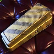 Dunlop JH-1 Jimi Hendrix Wah (High Gain Mod) (Custom Color) Custom Finish