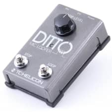 TC Helicon Ditto Mic Looper Vocal Effects Processor PD-1591 image