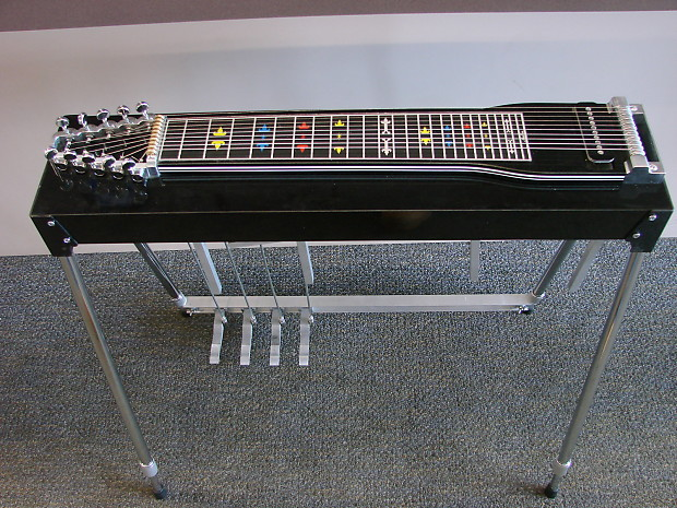 mullen discovery s 10 10 string pedal steel guitar w case s10 reverb. Black Bedroom Furniture Sets. Home Design Ideas