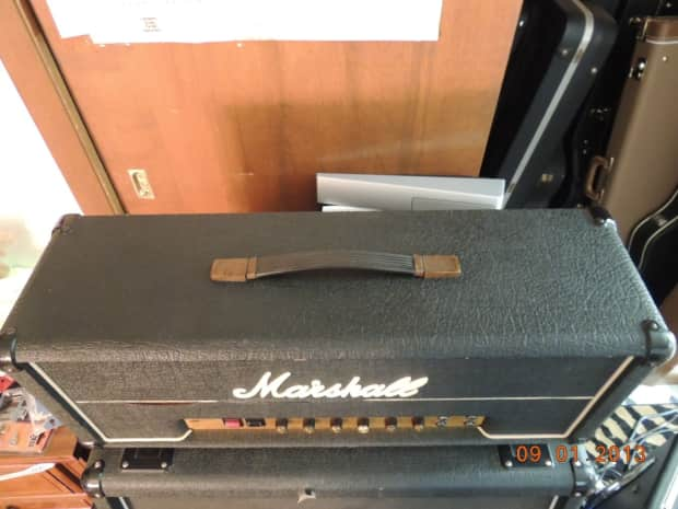 marshall jmp mkii 50 watt non master 1977 make offer reverb. Black Bedroom Furniture Sets. Home Design Ideas