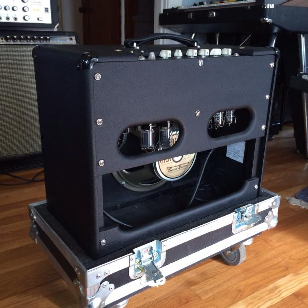 top hat guitar amps