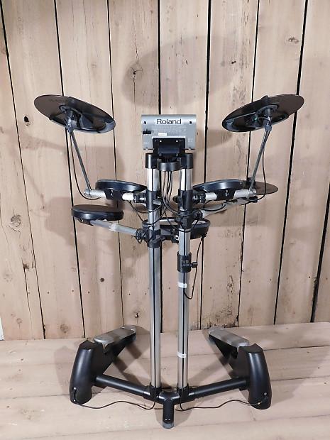 roland hd 3 drum set with mesh snare nice v drums reverb. Black Bedroom Furniture Sets. Home Design Ideas