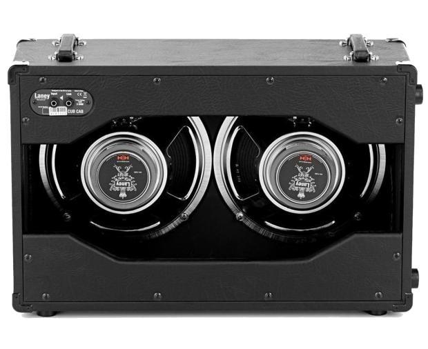 laney cub cab guitar speaker cabinet 2x12 100 watts 8 ohms reverb. Black Bedroom Furniture Sets. Home Design Ideas