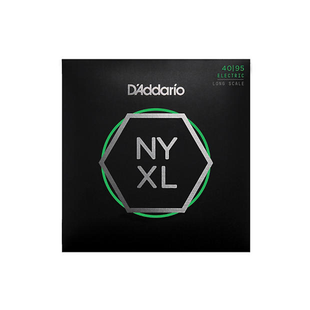 Addario NYXL 4-String Bass Strings - Long Scale - Super Light image