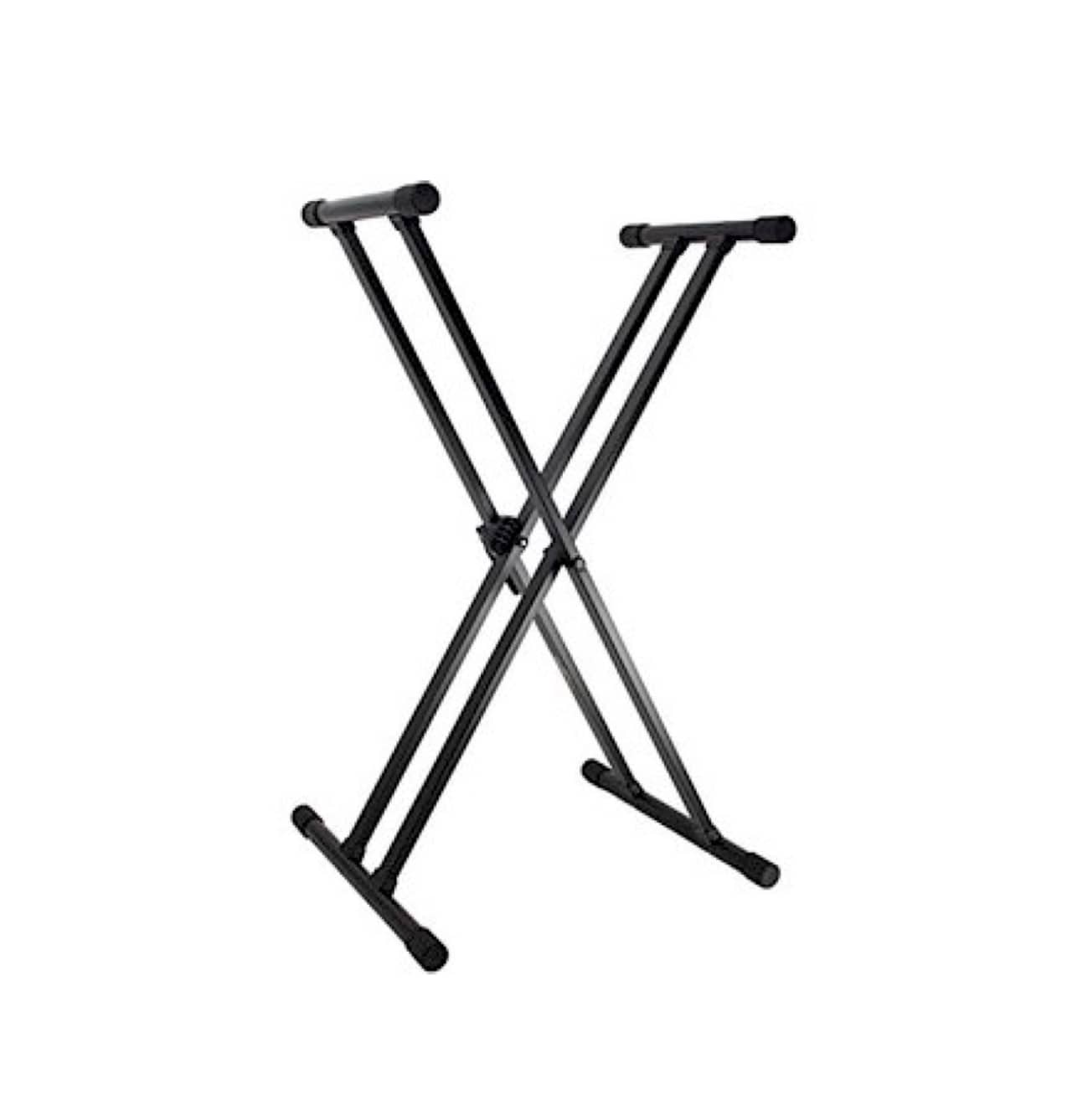 New Stage Mate Sm Kbs2 Double Brace Keyboard Stand Piano