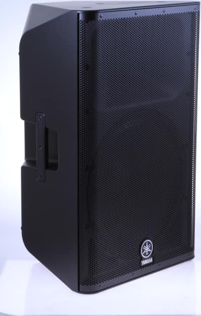 Yamaha dxr15 powered 950w 15 speaker reverb for Yamaha 15 speakers