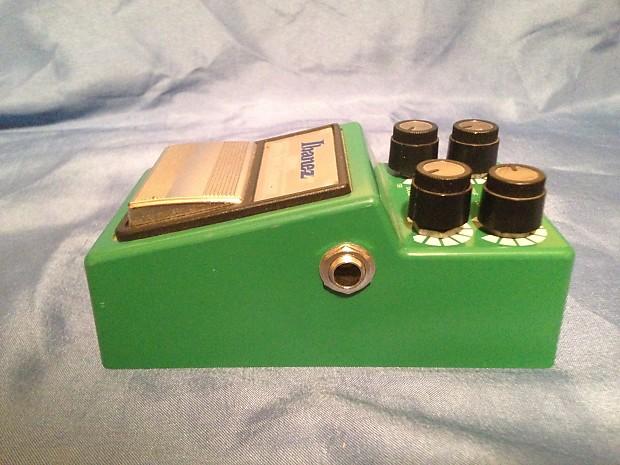 ibanez ts9dx tube screamer overdrive guitar pedal reverb. Black Bedroom Furniture Sets. Home Design Ideas