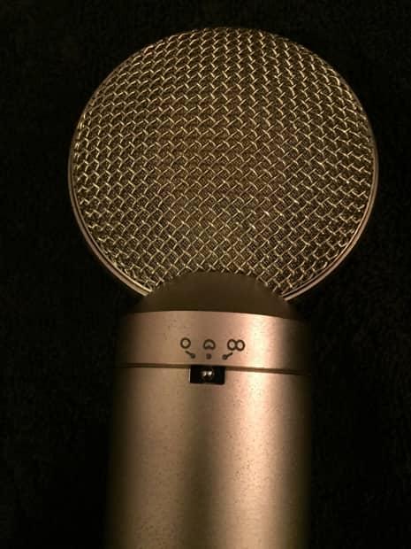 m audio solaris condenser microphone 2008 silver reverb. Black Bedroom Furniture Sets. Home Design Ideas