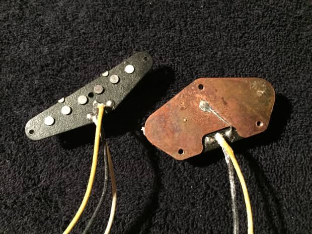 fender texas special telecaster pickups reverb. Black Bedroom Furniture Sets. Home Design Ideas