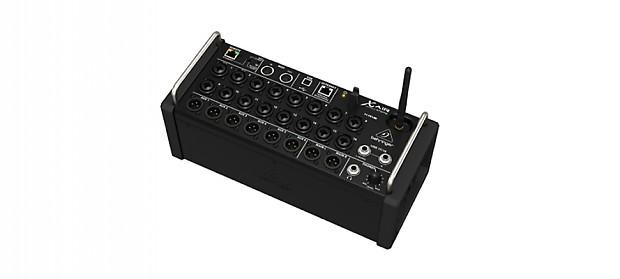 behringer xr18 x air 18 channel digital mixer for ios reverb. Black Bedroom Furniture Sets. Home Design Ideas