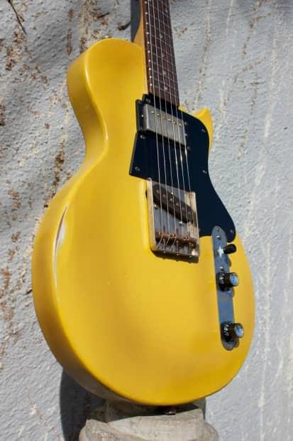 banning custom lp tele hybrid electric guitar 2014 aged tv reverb. Black Bedroom Furniture Sets. Home Design Ideas