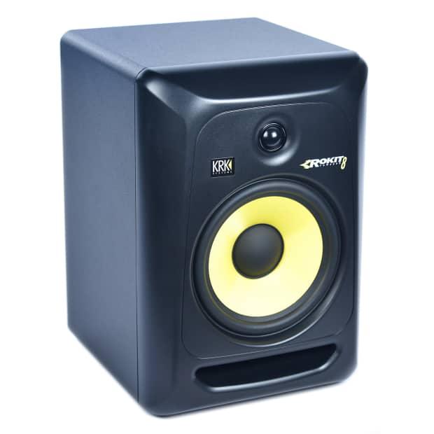 krk rokit g3 8 studio monitor reverb. Black Bedroom Furniture Sets. Home Design Ideas