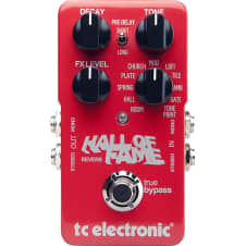 Tc Electronic Hall Of Fame Reverb image