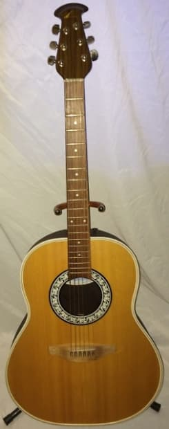 Ovation celebrity acoustic electric guitar for sale