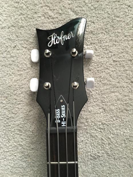 hofner b bass hi series manual