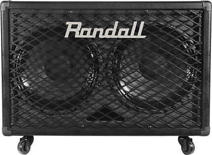 randall rg212 guitar speaker cabinet 100 watts 2x12 reverb. Black Bedroom Furniture Sets. Home Design Ideas
