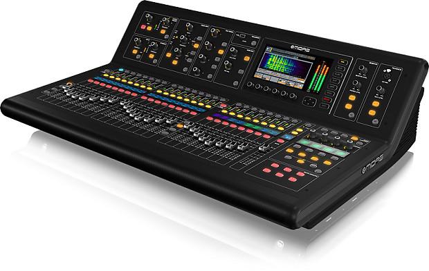 midas m32 digital console live studio 40 input channel reverb. Black Bedroom Furniture Sets. Home Design Ideas