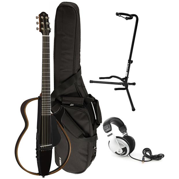 Yamaha slg200s steel string silent guitar bundle reverb for Yamaha slg200s steel string silent guitar