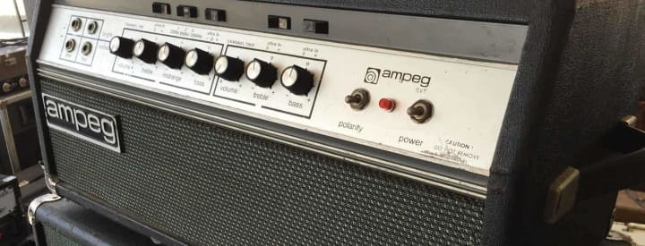 6 Classic Amps Every Bassist Should Know