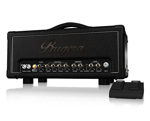 bugera g5 infinium tube head amplifier reverb. Black Bedroom Furniture Sets. Home Design Ideas