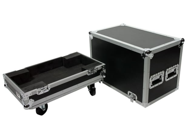 ata road case for a 2x10 combo guitar amp see dimensions for reverb. Black Bedroom Furniture Sets. Home Design Ideas
