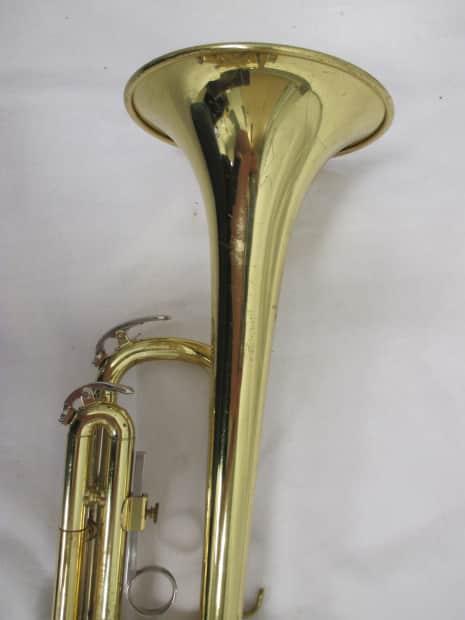 Yamaha student trumpet w hard shell case reverb for Yamaha student trumpets