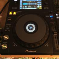 Pioneer XDJ-1000 2016 Black Plastic