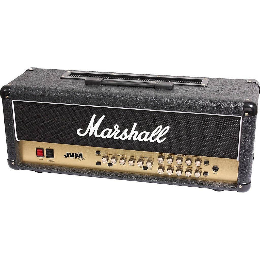 marshall jvm210h 100 watt guitar amp head reverb. Black Bedroom Furniture Sets. Home Design Ideas