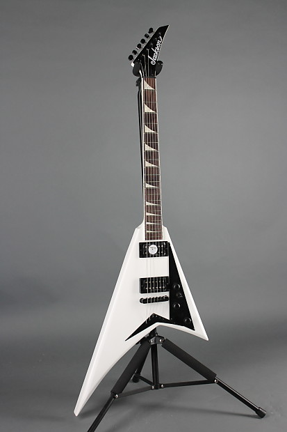 jackson rrxt randy rhoads electric guitar snow white 07211 reverb. Black Bedroom Furniture Sets. Home Design Ideas