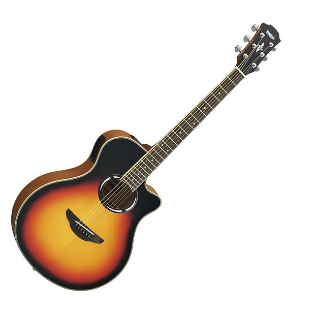 yamaha apx500iii thinline acoustic electric guitar