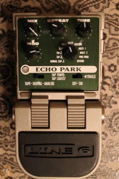 Echo Park Delay : line 6 echo park delay reverb ~ Vivirlamusica.com Haus und Dekorationen