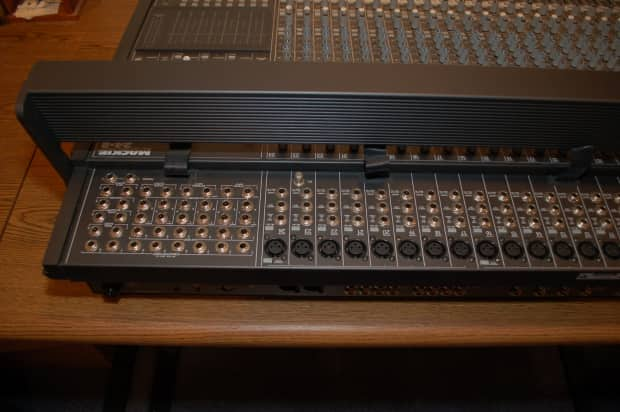 mackie 24 8 mixing console with 2 10 space skb racks custom reverb. Black Bedroom Furniture Sets. Home Design Ideas