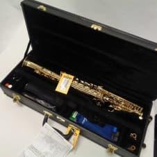 Stephanhouser SSS-700 Soprano Sax Brass image