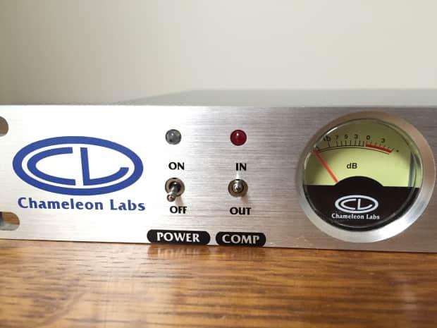 chameleon labs 7720 stereo buss compressor reverb. Black Bedroom Furniture Sets. Home Design Ideas
