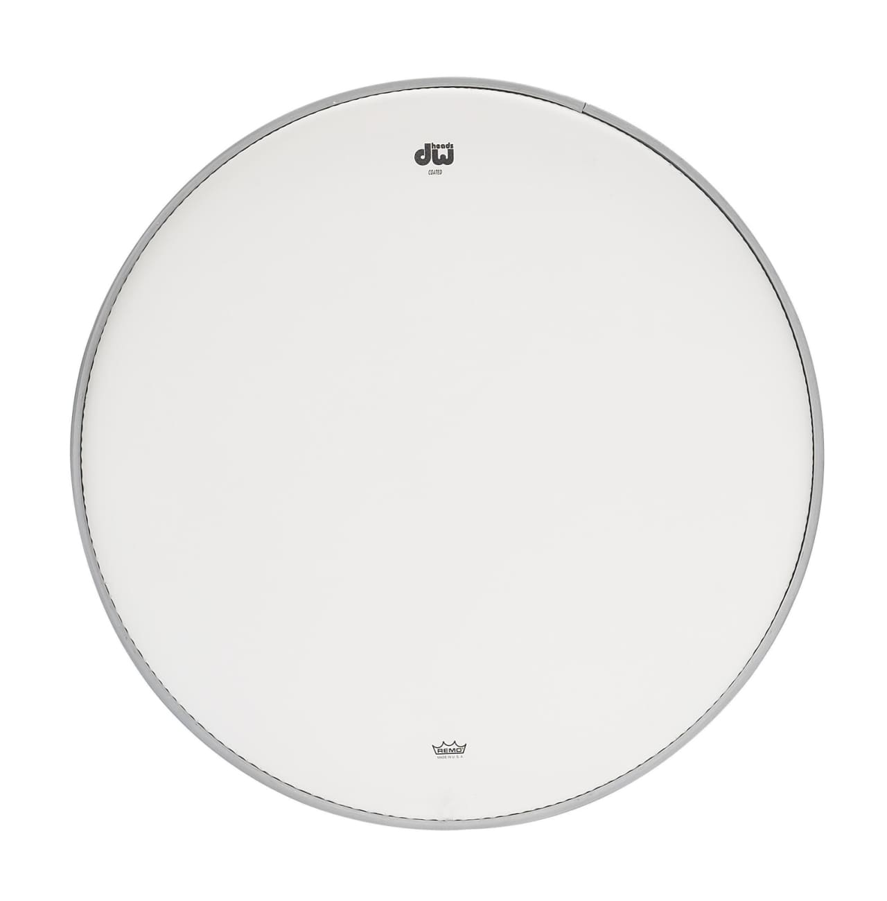 dw drum heads 14in coated drum head w tuning sequence reverb. Black Bedroom Furniture Sets. Home Design Ideas