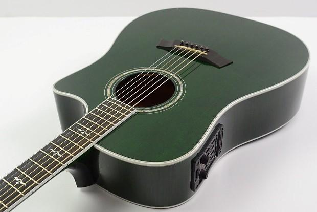 2000 taylor custom shop 610ce acoustic electric guitar reverb. Black Bedroom Furniture Sets. Home Design Ideas