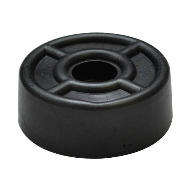 set of 8 rubber feet guitar amp case speaker cabinet dj reverb. Black Bedroom Furniture Sets. Home Design Ideas