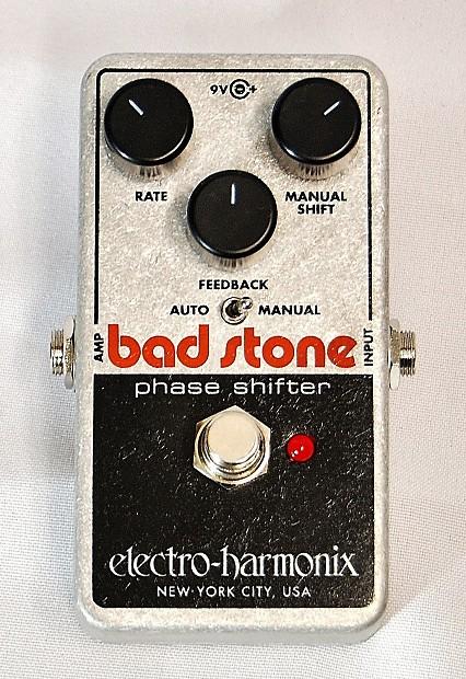 electro harmonix bad stone phaser pedal reverb. Black Bedroom Furniture Sets. Home Design Ideas