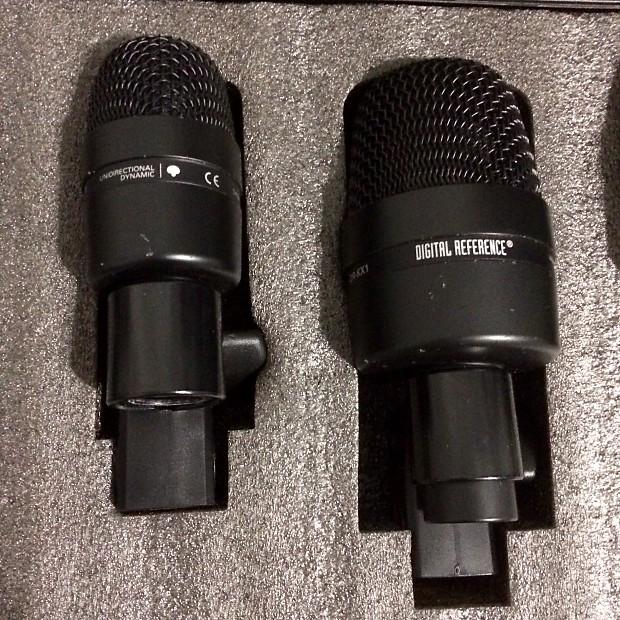 digital reference drdk4 4 piece mic kit reverb. Black Bedroom Furniture Sets. Home Design Ideas