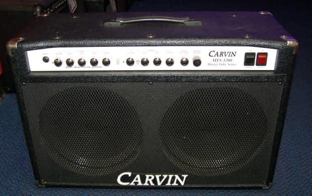 carvin mts 3200 master tube series guitar 2x12 combo amp 100 reverb. Black Bedroom Furniture Sets. Home Design Ideas