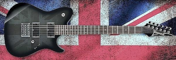 ibanez bbm1 ben bruce signature electric guitar reverb. Black Bedroom Furniture Sets. Home Design Ideas