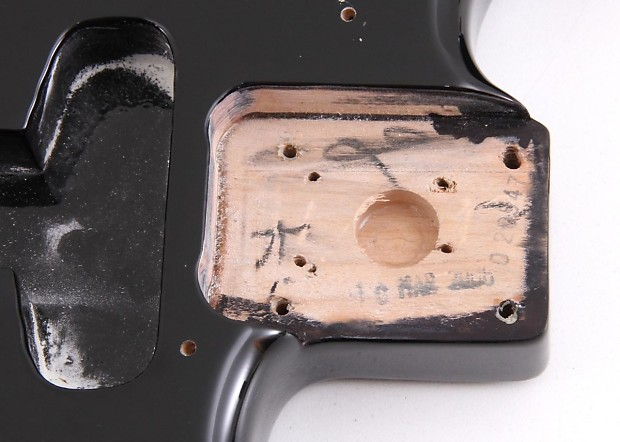 2005 fender mexico stratocaster standard guitar body bd 4406 reverb. Black Bedroom Furniture Sets. Home Design Ideas