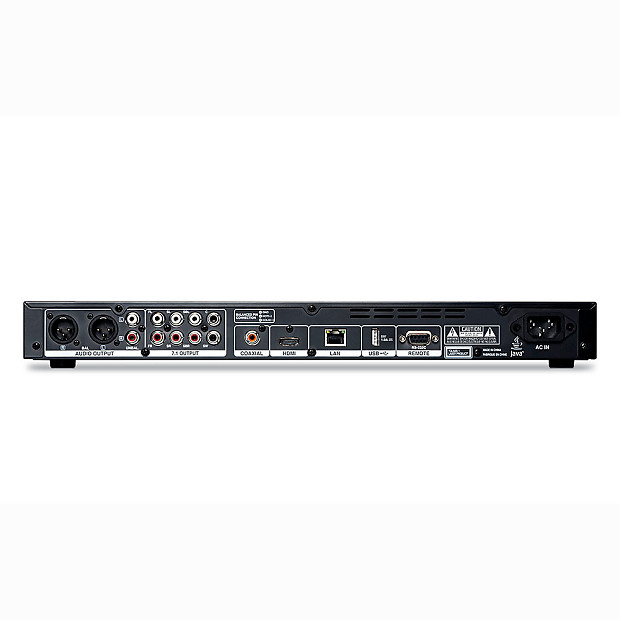 denon dn 500bd rack mountable blu ray dvd multi media hdmi reverb. Black Bedroom Furniture Sets. Home Design Ideas