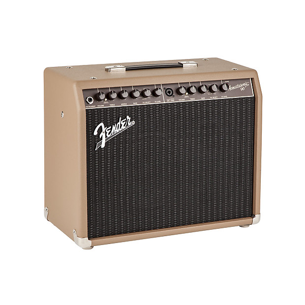 fender acoustasonic 90 watt combo acoustic guitar amplifier reverb. Black Bedroom Furniture Sets. Home Design Ideas